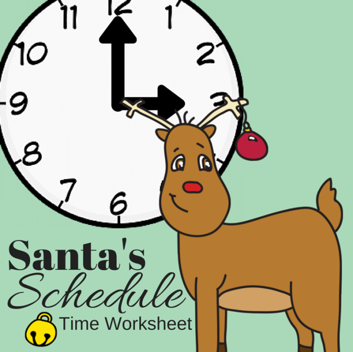 Clock Worksheet (5)