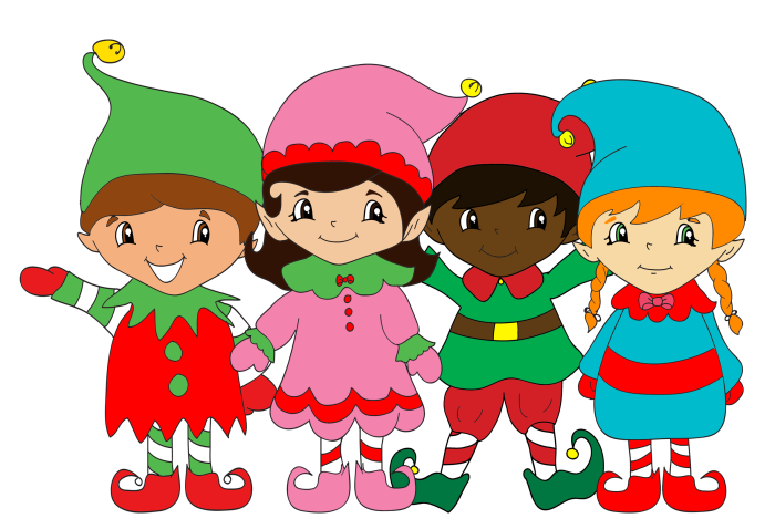 Have And Elf Of A Holiday 21 Page Free Preschool