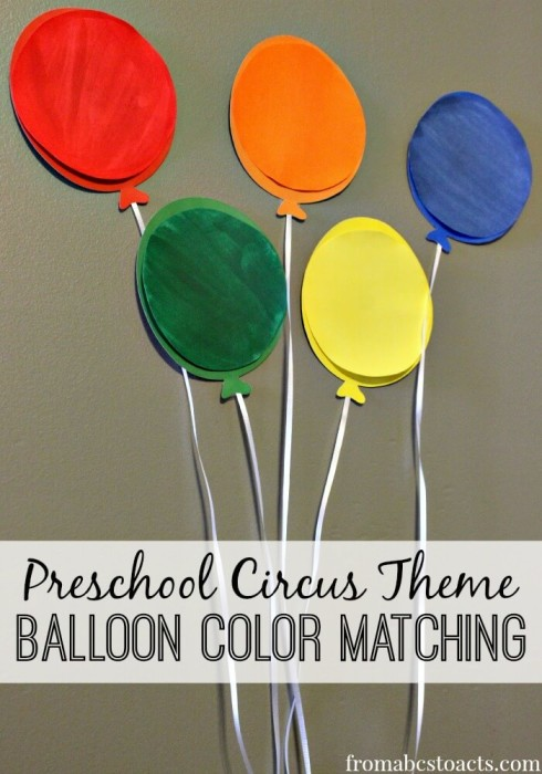 preschool-circus-theme-unit-activities-balloon-color-matching