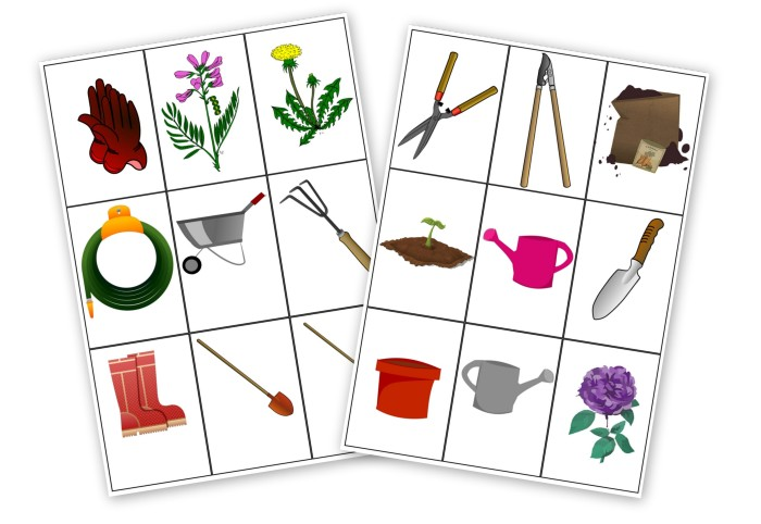 How Do Your Flowers Grow? Free Printable Garden Preschool Pack