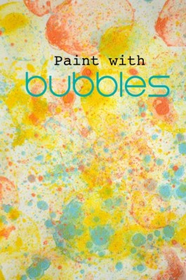 Kids Activity Paint with Bubbles 01 cover pic 01