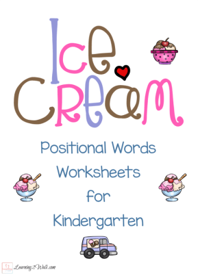 ice-cream-positional-words-worksheets