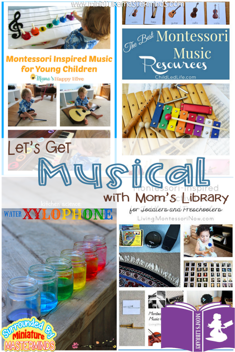 Let's Get Musical With Mom's Library