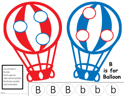 bisforballoon