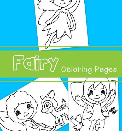 Fairy Printable Coloring Pages | Princess coloring pages, Barbie ... | 500x467