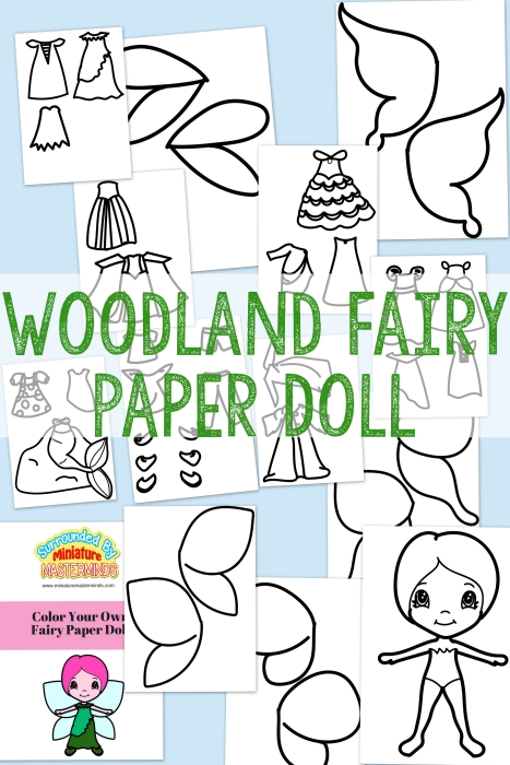 woodlandfairiespaperdoll