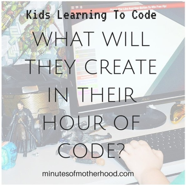 Kids Learning To Code