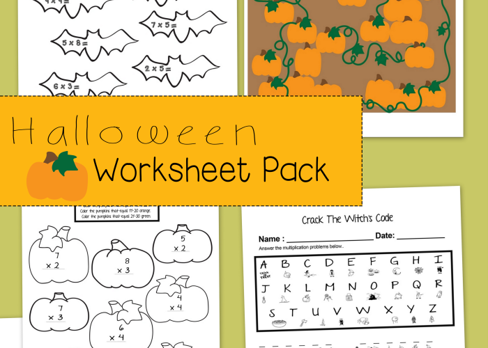 It's just a picture of Free Printable Halloween Worksheets pertaining to grade 5