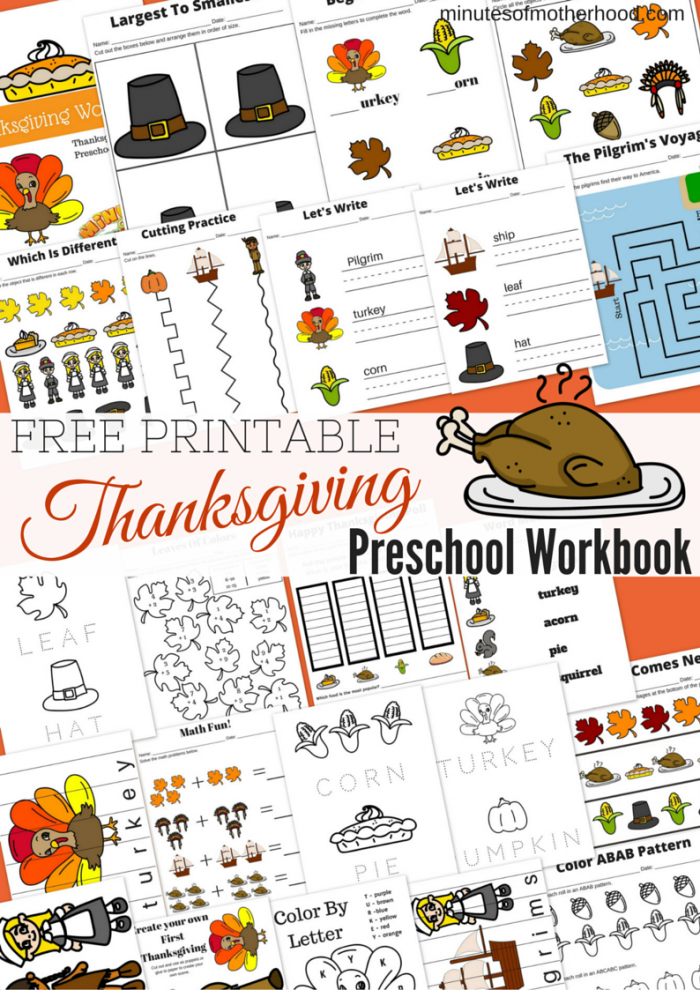 Printable Worksheets thanksgiving free printable worksheets : Miniature Masterminds